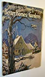 img - for Better Homes and Gardens Magazine, January 1925 - Gunston Hall, the Home of George Mason book / textbook / text book