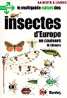 Les Insectes d'Europe par Chinery