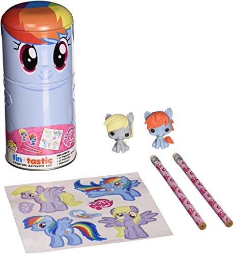 Funko My Little Pony Rainbow Dash Tin-Tastic Action Figure - 1