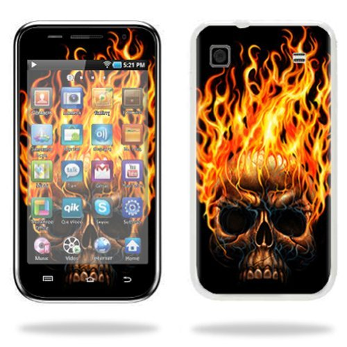Protective Vinyl Skin Decal Cover for Samsung Galaxy Player 4.0 MP3 Player Sticker Skins Hot Head