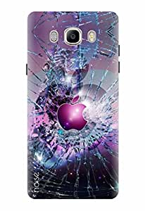 Noise Designer Printed Case / Cover for Samsung Galaxy On8 / Patterns & Ethnic / Stunning 3D Apple