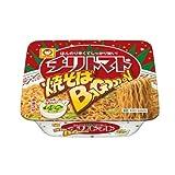 【東北/信越 限定】 東洋水産 マルちゃん 焼そばバゴォーン チリトマト味 118g(めん100g) 12個入 1ケース