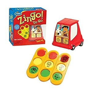 ThinkFun Zingo To Go