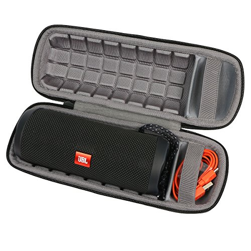 Co2Crea Hard Carrying Travel Case for JBL Flip 3 4 Waterproof Portable Bluetooth Speaker by co2CREA,Travel case - Size 3