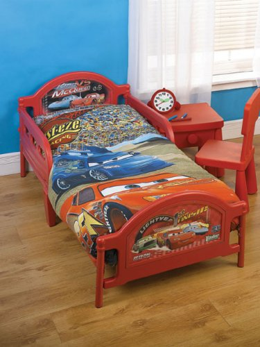 Disney Cars Junior Toddler Bed - UK Mainland only