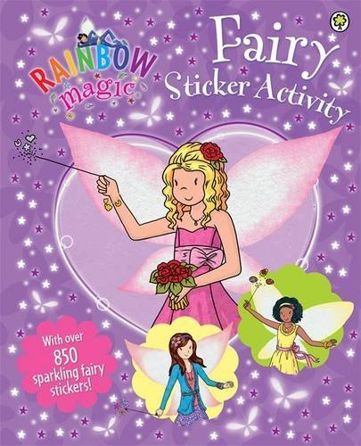 Fairy Sticker Activity (Rainbow Magic)