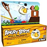 K'NEX Angry Birds Matilda versus Small Sleeping Pig Building Set