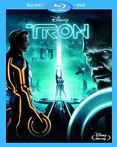 Tron : L'Héritage - Tron: Legacy (Bilingual) [Blu-ray + DVD]