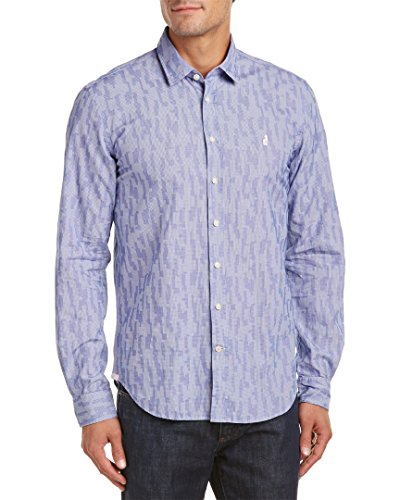 thomas-pink-mens-casual-slim-fit-woven-shirt-l-blue