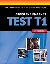 ASE Test Preparation T1 Gasoline Engines by Cengage Learning Delmar