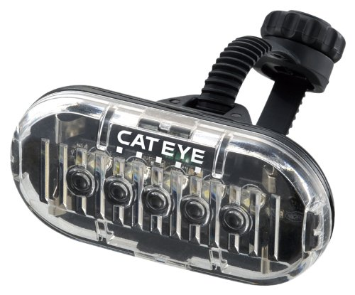 Cateye Omni 5 Bicycle Front Safety Light Tl-Ld155-F