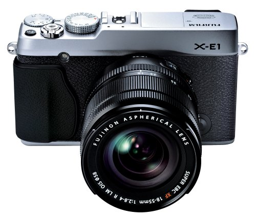 Fujifilm X-E1 16.3MP Compact System  Digital