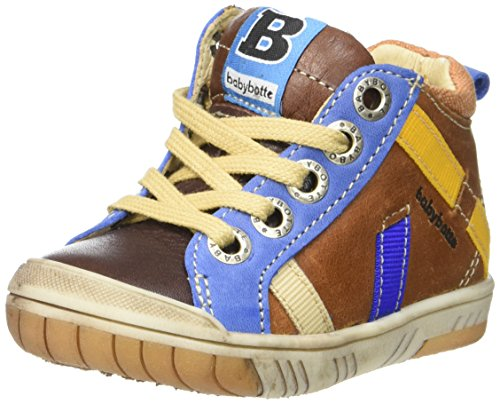 Babybotte Artistreet, Sneakers Bambino , Marrone (Marron (821 Camel)), 27