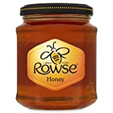 Rowse Pure & Natural Clear Honey 340g