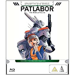 Patlabor Mobile Police Ova-Series 1 Collection [Blu-ray]