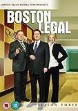 Boston Legal - Season 3 [DVD]