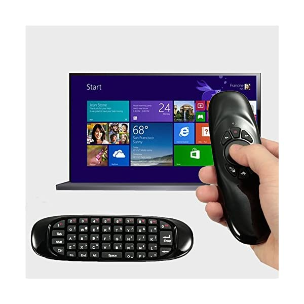 MECO-24GHz-Mini-Clavier-QWERTY-Sans-Fil-Mini-Keyboard-Fly-Air-Mouse-Tlcommande-Pour-Xbmc-Android-Mini-Pc-Tv-Box