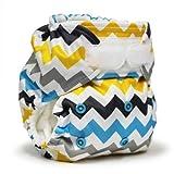 Rumparooz Gamuza de tamaño bolsillo pañal, Charlie Aplix Color: Charlie Tamaño: Infantil, bebé, niño
