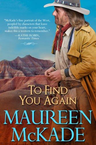 Maureen McKade - To Find You Again