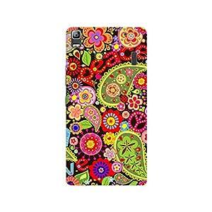 Garmor Designer Plastic Back Cover For Lenovo K3 Note