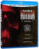 Masters of Horror: Vol. 2 Season 1 [Blu-ray]