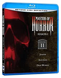 Masters of Horror: Season 1, Vol. 2 [Blu-ray]