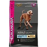 Eukanuba Adult - Hunde-Trockenfutter für große Rassen - Lamm und Reis 12 kg