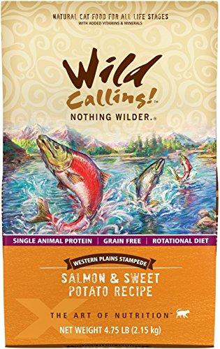 Wild Calling Salmon & Sweet Potato Recipe