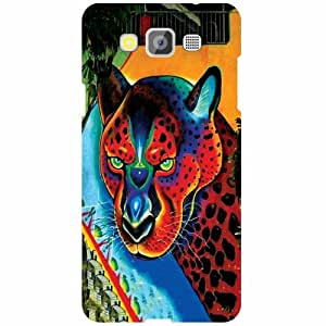 Samsung Galaxy Grand Max SM-G7200 - Animal Matte Finish Phone Cover