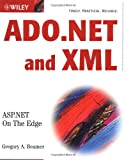 img - for ADO.NET and XML: ASP.NET On The Edge book / textbook / text book