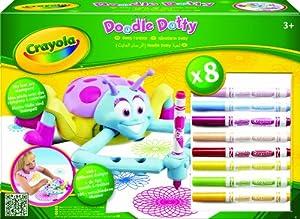Crayola - 10663.4300 - Kit de Loisir Créatif - Dotty l'Artiste