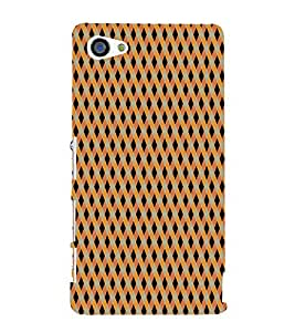 3D Pattern 3D Hard Polycarbonate Designer Back Case Cover for Sony Xperia Z5 Compact :: Sony Xperia Z5 Mini