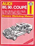 Audi 80, 90 and Coupe 1986-90 Owner's...