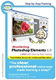 Adobe Photoshop Elements 6 Essential Step-by-Step Training by Amazing eLearning