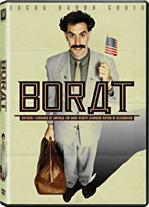 Cover of &quot;Borat - Cultural Learnings of A...