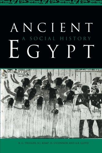 Ancient Egypt: A Social History