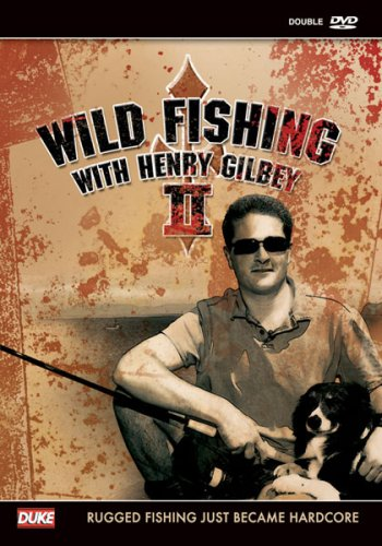 Henry Gibley's Wild Fishing Vol.2 [DVD]
