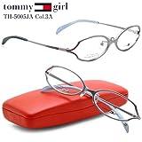【トミーガール メガネ】tommy girl メガネフレーム TH-5005JA-3A