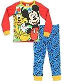 Character Disney Mickey Mouse Pyjamas Mickey Mouse & Pluto PJs