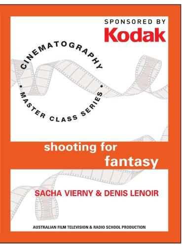Kodak Cinematography: Shooting For Fantasy With Sacha Vierney & Denis Lenoir