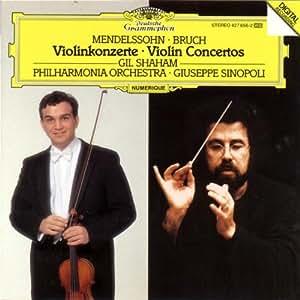 Mendelssohn: Violin Concertos / Bruch: Violin Concerto