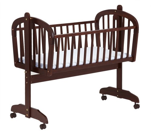 Cheapest Prices! DaVinci Futura Cradle in Espresso