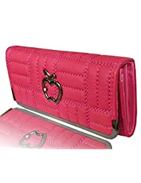Sn Louis Canvas Pink Women Wallet 577
