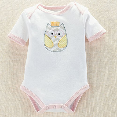 """Whooo's the Cutest"" Bodysuit"