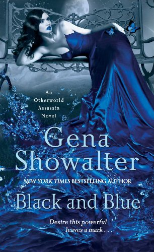 Black and Blue (Otherworld Assassin) by Gena Showalter