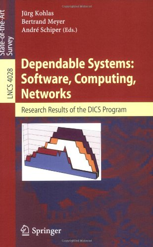Dependable Systems: Software