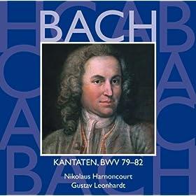 "Cantata No.80 Ein feste Burg ist unser Gott BWV80 : VI Recitative - ""So stehe denn bei Christi blutgef�rbten Fahne"" [Tenor]"