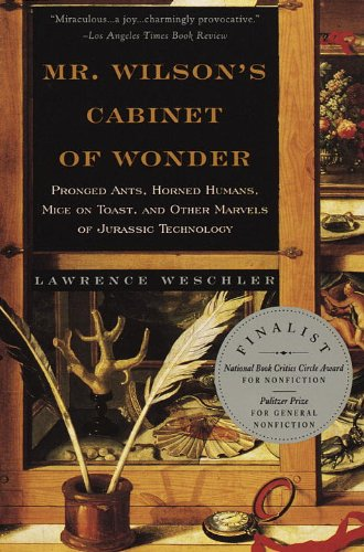 Mr. Wilson's Cabinet of Wonder: Pronged Ants, Horned...