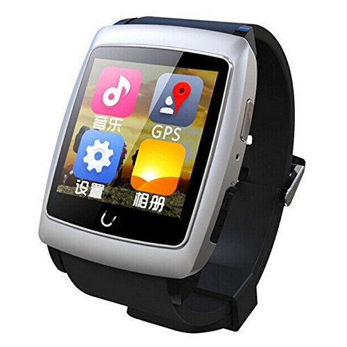 EasySMX Bluetooth U18 Smart Watch Dual-model Android 4.4 ...