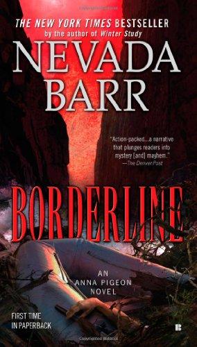 Borderline (An Anna Pigeon Novel) front-813998
